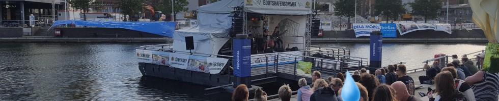 Bootshafensommer 2017