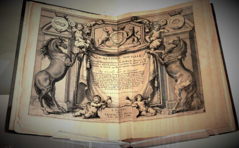 Buchsammlung zur Klassischen Reitkunst