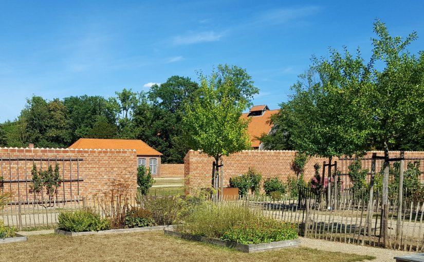 Heilpflanzengarten nach Hildegard von Bingen